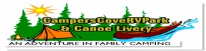 Campers Cove RV Park and Canoe Livery